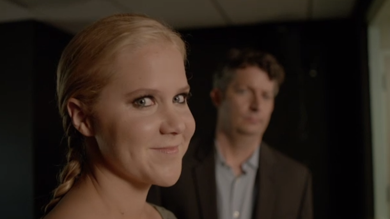Amy Schumer's Focus Group Would Like Her More If She Had a Better Ass