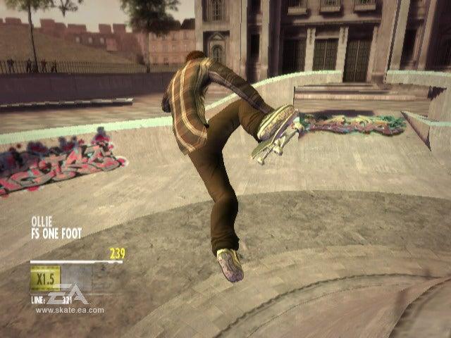 New Skate It Wii Screens