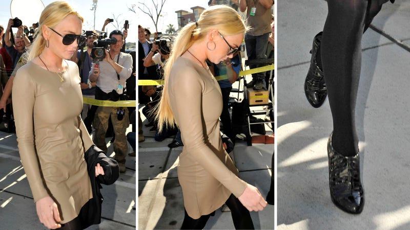 Lindsay Lohan Rejects Plea Bargain