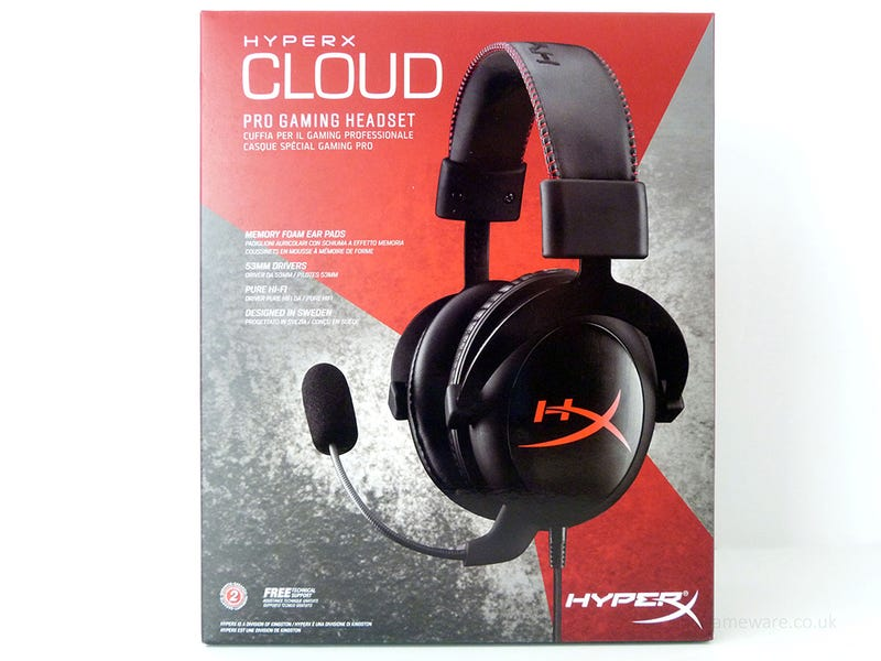 Kingston Makes An Excellent Gaming Headset, Sort Of