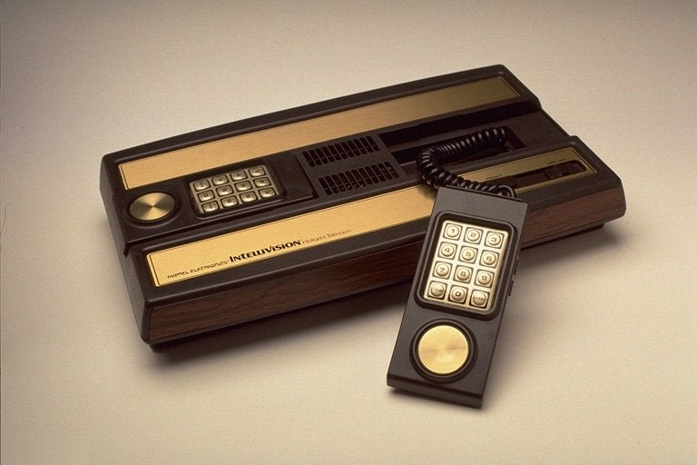 A Tribute to the Glory of Wood-Panelled Video Game Consoles