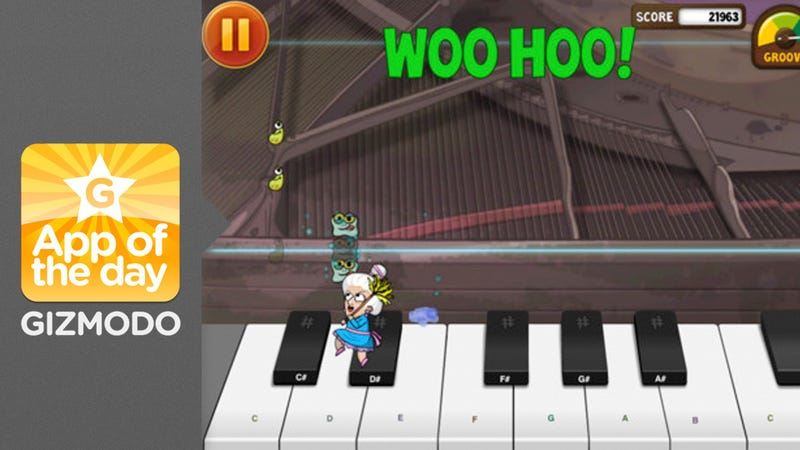 Piano Dust Buster: Master Music from Your iPad
