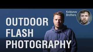 The Basics of Outdoor Flash Photography