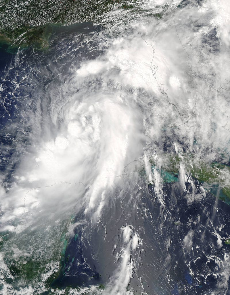 Florida Is About to Get Its First Hurricane In Over a Decade