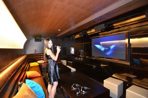 Next-Level Karaoke Bar Has Kinect, Microsoft Surfaces and a 103-Inch TV