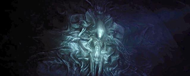 Watch the full horror-filled trailer for Prometheus!