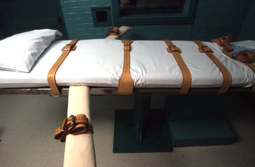 Tennessee Struggles With Proper Lethal Injection Technique