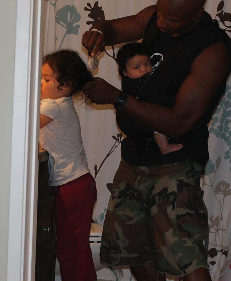 Racists Attack Daddy Blogger Over Viral Photo of Interracial Daughters