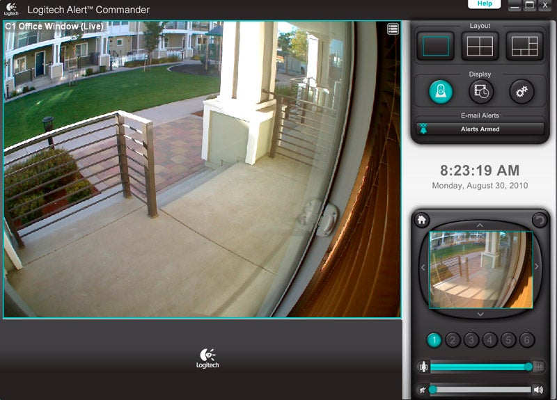 Logitech Alert Security Camera Review: Surveillance Can Be Fun