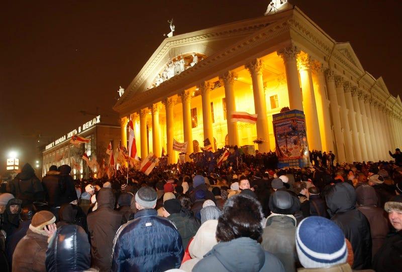 Belarus Elections Spark Protests