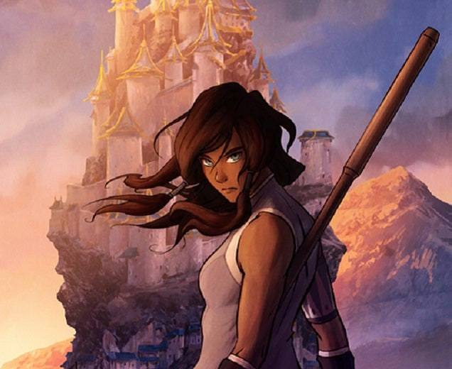 The Legend of Korra Book Three Starts Next Week