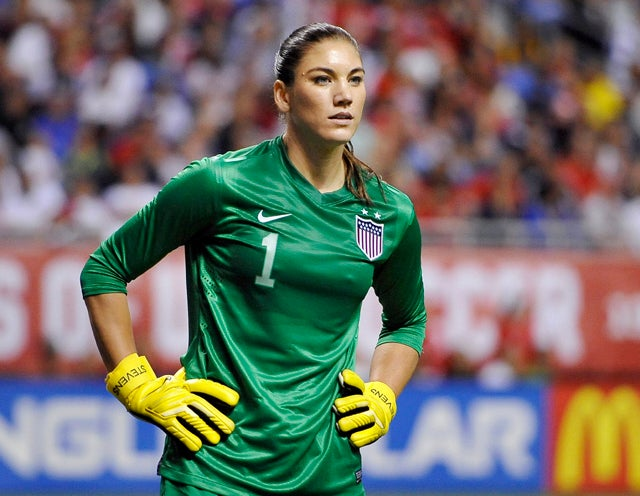 "Report: Hope Solo's Nephew Pulled a Gun After She Called Him a ""Pussy"""