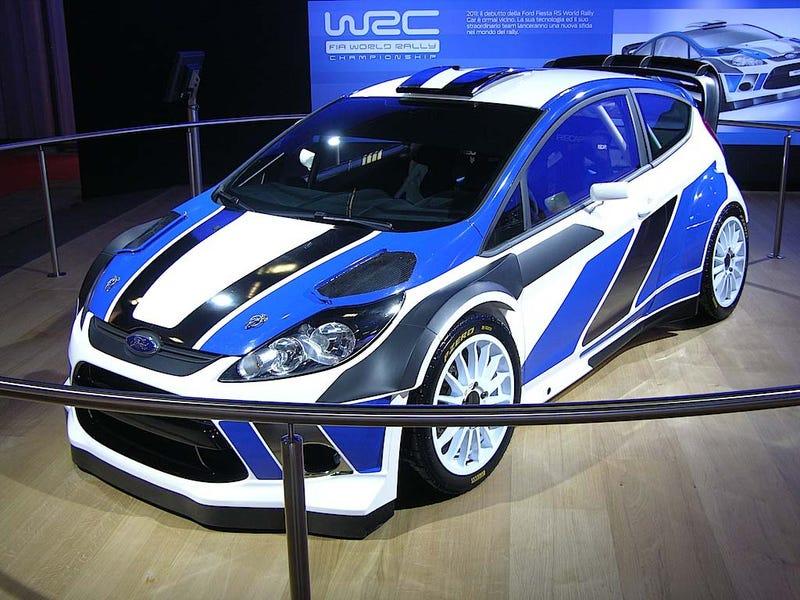 WRC vs Production Car Rant