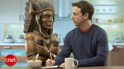 Seth Meyers Shows Us All the Ways Technology Makes Life Awkward