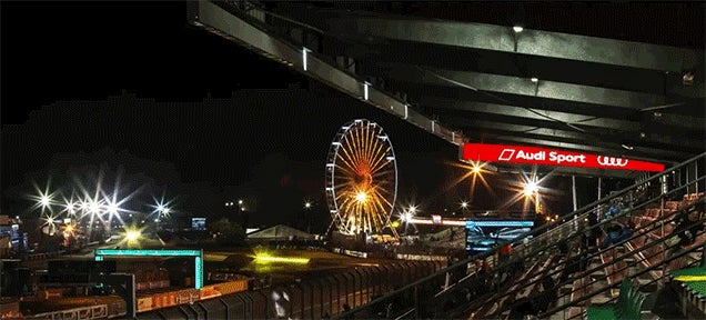 Let These Amazing Time-lapses Take You Through The 24 Hours Of Le Mans