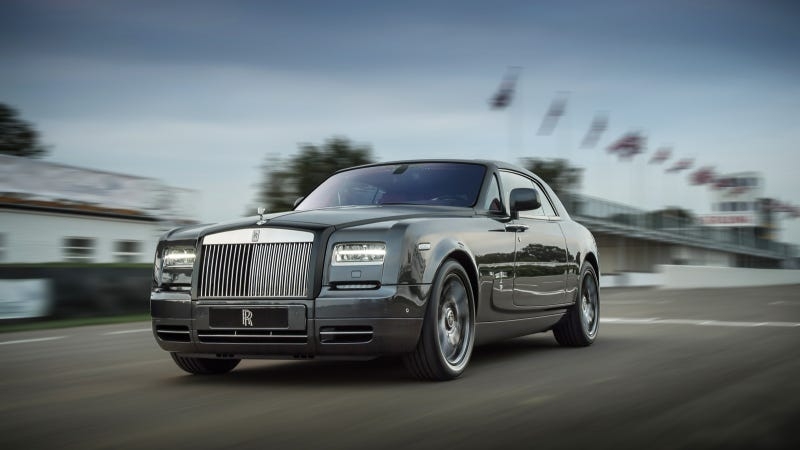 Rolls Royce Chicane Phantom Coupé Will Terrify Continental GTs