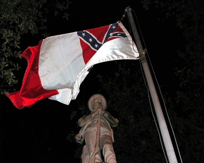 Louisiana Defends Its Confederate Flag From 'Revisionists'
