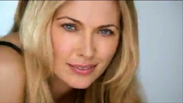 Viagra Commercial Blonde Woman