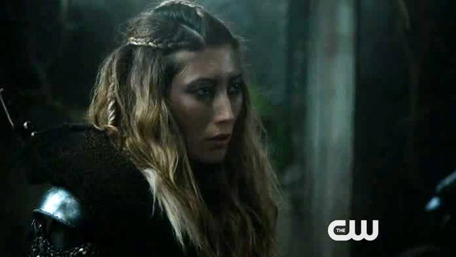 Teens Just Want to Watch the World Burn on The 100