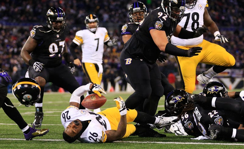 Why Wasn't Unconscious Le'Veon Bell Given A Touchdown?