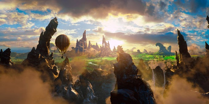 Oz: The Great and Powerful Photos!