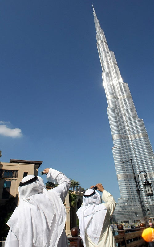 The World's Tallest Building Is Open For Business Today