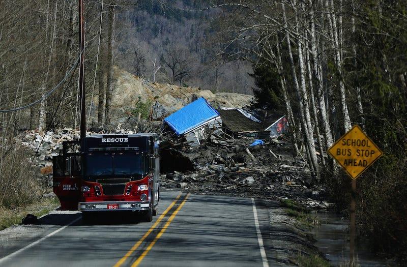 Mile-Wide Mudslide in Washington State Kills at Least 8