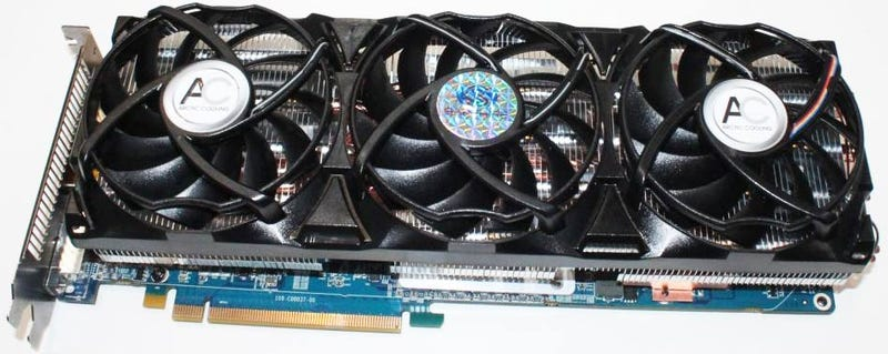 The Sapphire Radeon HD 5970 Is Faster Than Every Other Graphics Card