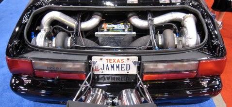 SEMA 2007: Turbo Plumbing Bonanza, Part 2