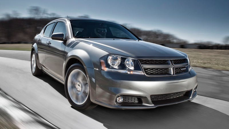2012 Dodge Avenger R/T Gallery