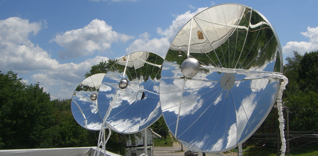 Satellite Dishes Can Turn Toxic Waste From Fracking Into Clean Water