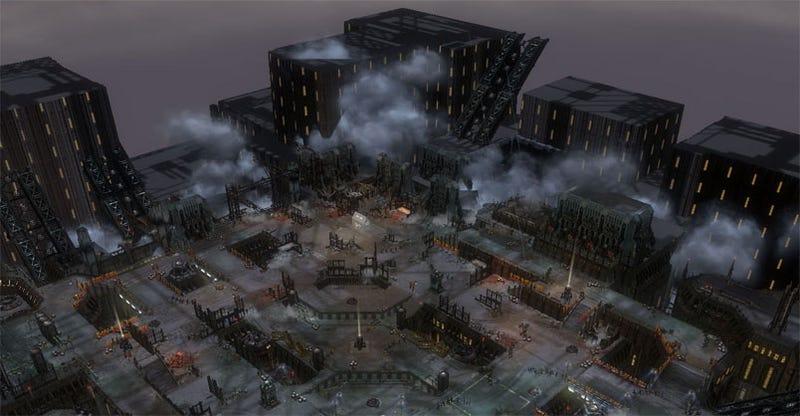 Dawn Of War II Gets A Map Editor