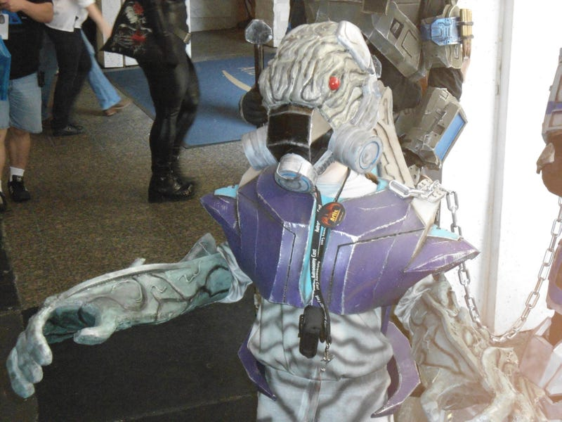 Exhaustion Breeds Quality in the Dragon Con Day Two Cosplay Gallery