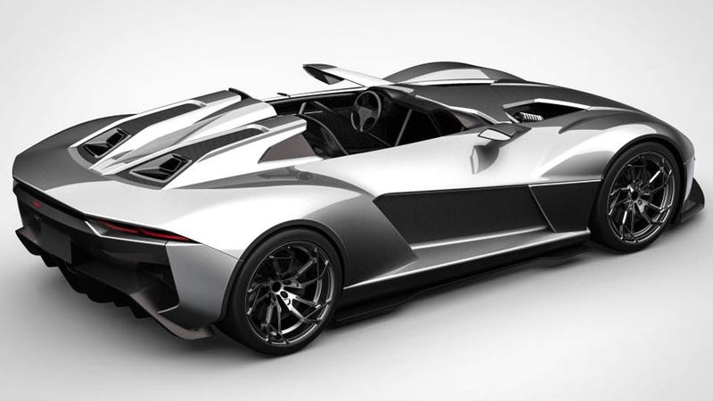 I Visited Rezvani To Find Out If The Beast Was Real Or Vaporware
