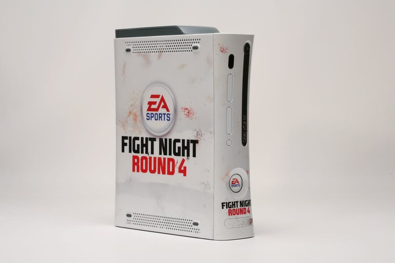 Pizza Hut Delivering Limited Edition 'Fight Night' Xbox 360