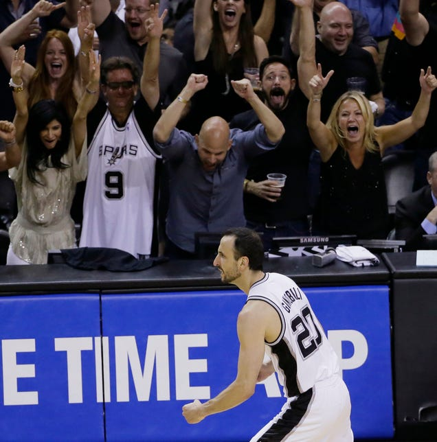 Spurs Get Revenge, Rout Heat In Game 5 For Fifth NBA Championsh…