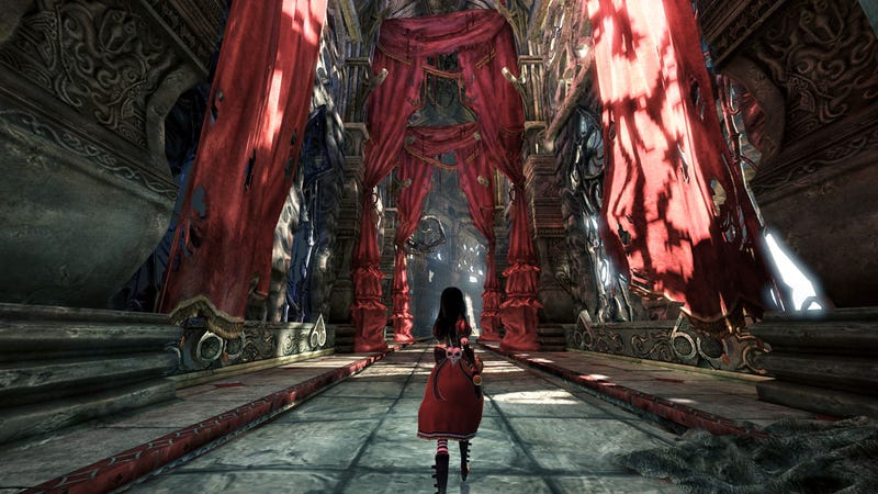Going Crazy For Alice: Madness Returns