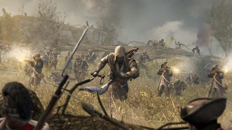With Its Sweeping Nautical Battles, Assassin's Creed III Finally Goes Full Pirate