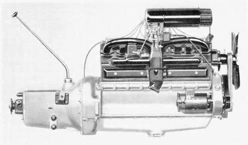 Engine of the Day: Packard Inline Eight