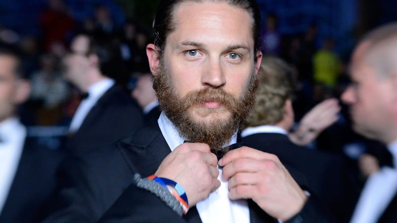 Tom Hardy Reads Stories on the Internet About Tom Hardy