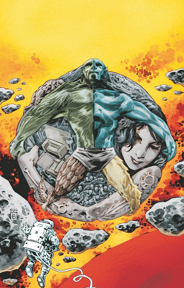 18 scifi comics and graphic novels worth checking out this summer