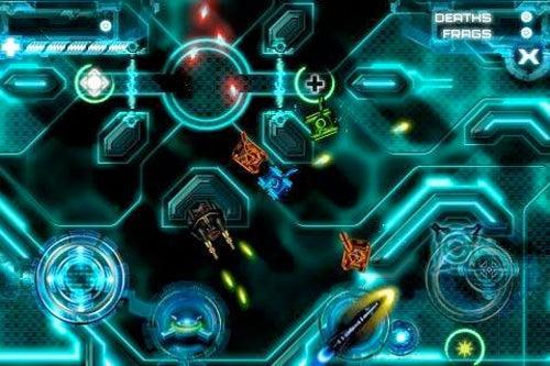 Tron For iPhone: Glorious Multiplayer Light Tanks, With More To Come