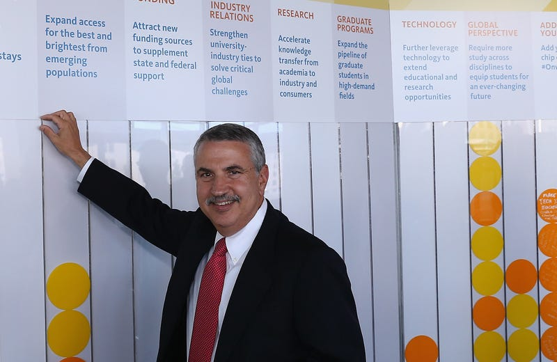 Thomas Friedman Visited Silicon Valley and Is Wrong About Everything