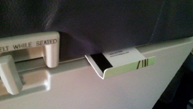 From the Tips Box: Airplane Smartphone Stands, Cable Coiling, and Oily Skin