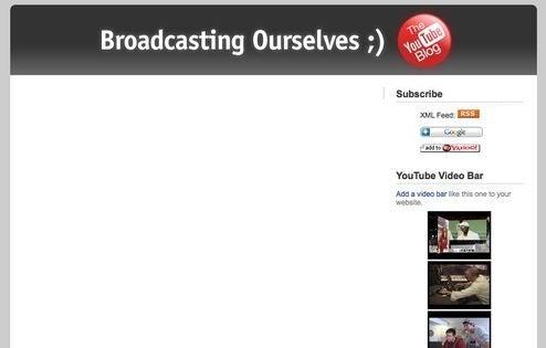 YouTube PR's own financial crises