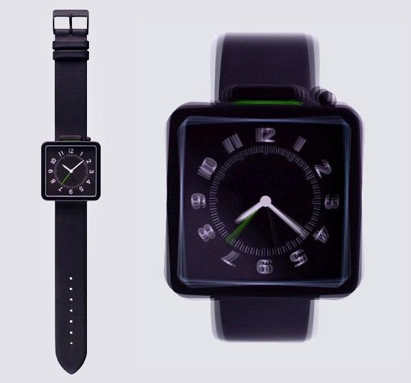 Retro-Looking Analarm Wristwatch Awakens Wearer with Vibration