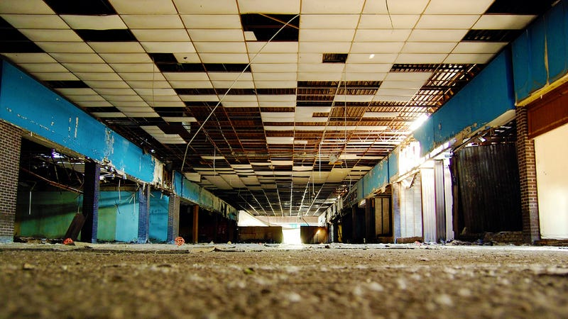 The Story Of The Trashed Mall From 'Blues Brothers'