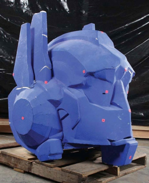 Random Transformers Movie Props Up For Auction