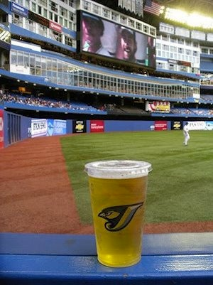 It Will Be Hard, But Not Impossible, To Get Drunk At The Blue Jays' Home Opener
