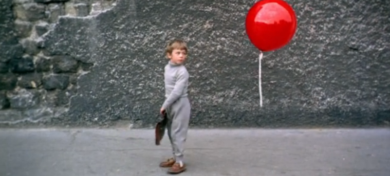 Follow the Parisian Adventures of The Red Balloon